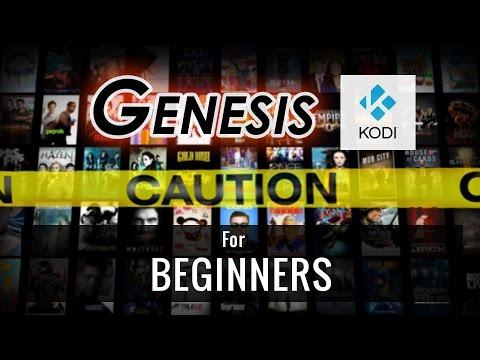 Kodi GENISIS 2016 The Lastest Download