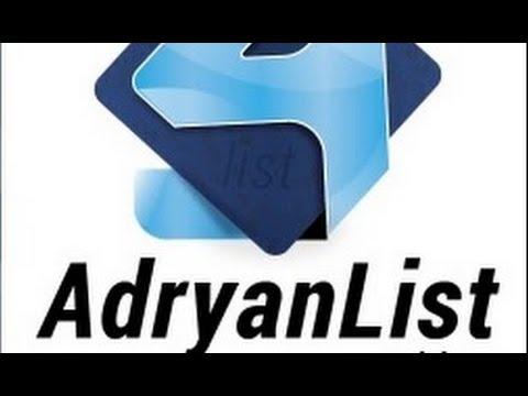 COMO INSTALAR ADRYANLIST IPTV ADD-ON XBMC/Kodi (Canales latinos actulizados)