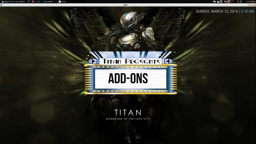 INSTALL THE INCREDIBLE TITAN BUILD ON KODI!!!  (JOENOBODY010101)
