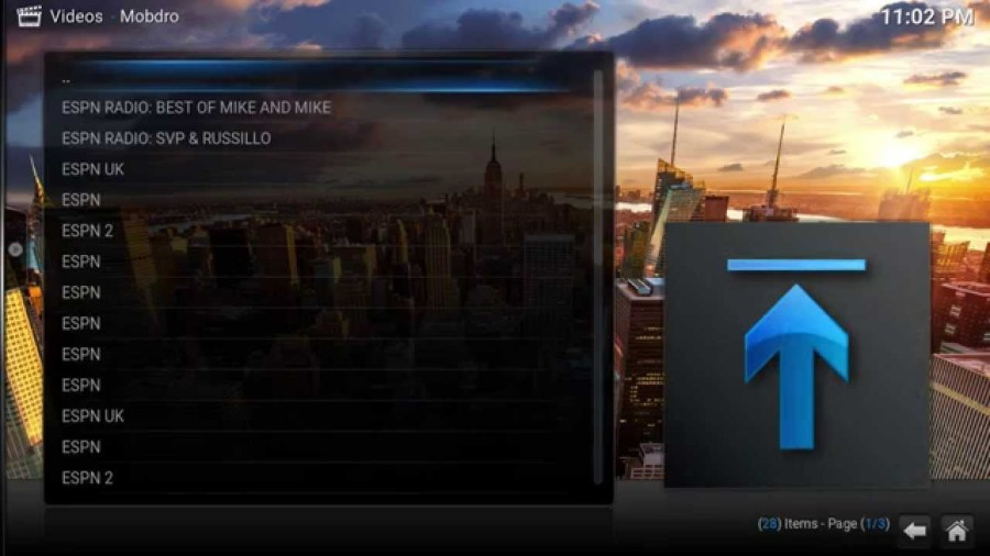 INSTALL NEW MOBDRO LIVE TV ADD-ON XBMC/KODI ~