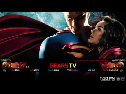 MOST PERFECTLY UPDATED BUILD ON KODI!!! MUST SEE!!!