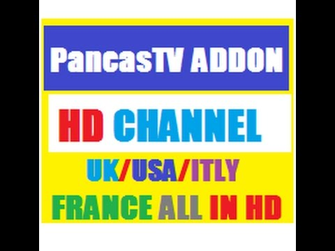 HOW-TO INSTALL NEW PancasTV ADDON-WATCH LIVE IPTV CHANNEL