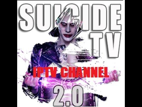 HOW-TO INSTALL  NEW Suicide TV 2 0 IPTV ADDON-WATCH IPTV