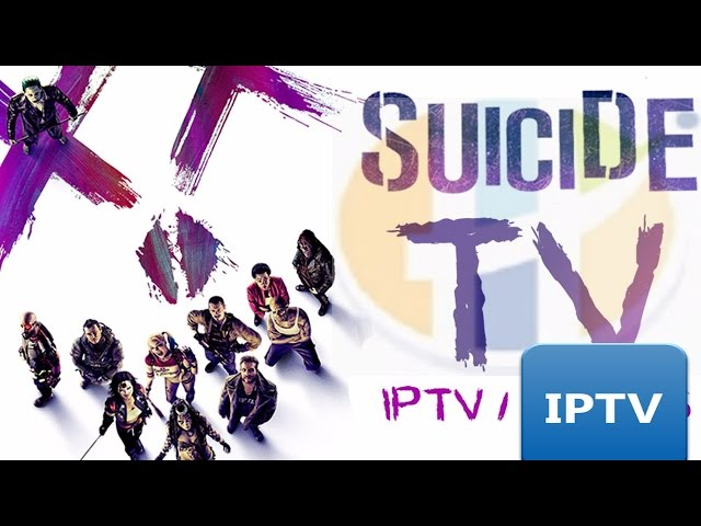 How to install Suicide TV on Kodi another great IPTV add-on
