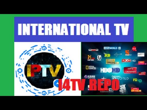 HOW-TO INSTALL NEW I4ATV IPTV ADDON -INTERNATIONAL PREMIUM