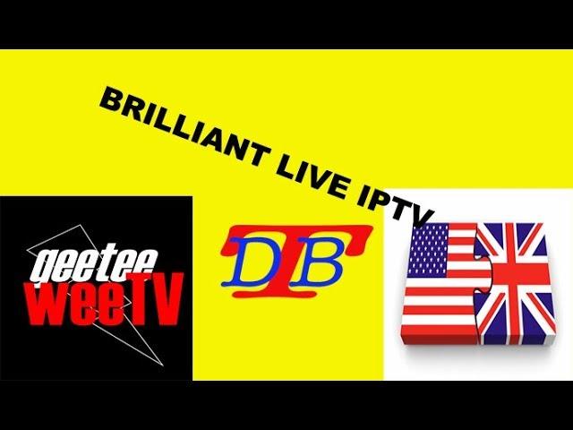 AWESOME US AND UK IPTV ADDON FOR KODI