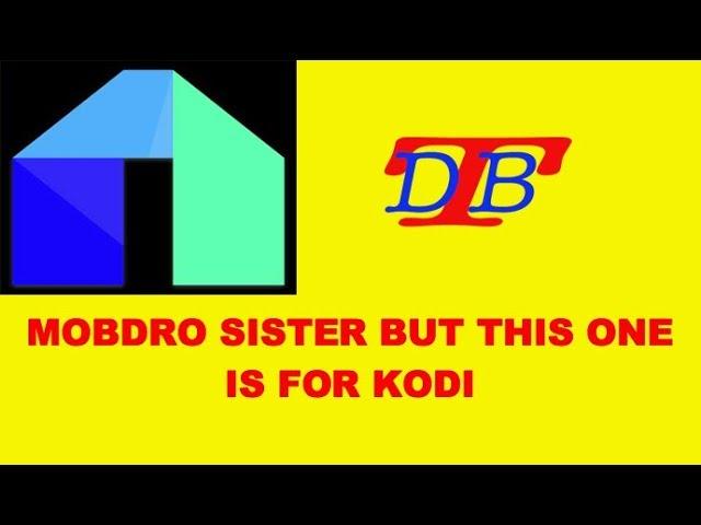 AWESOME IPTV ADDON MOBDRO SISTER NUT FOR KODI