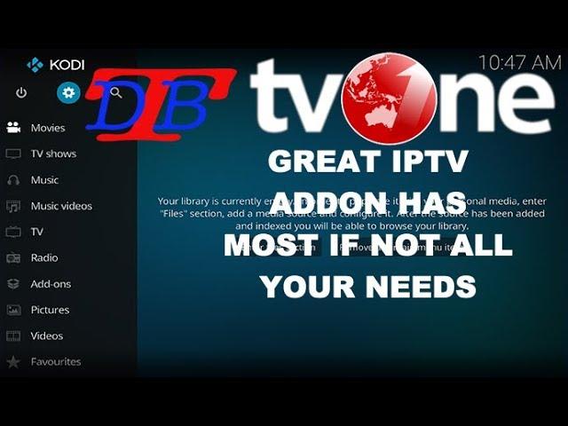 GREAT IPTV ADDON FOR UK AND USA KODI