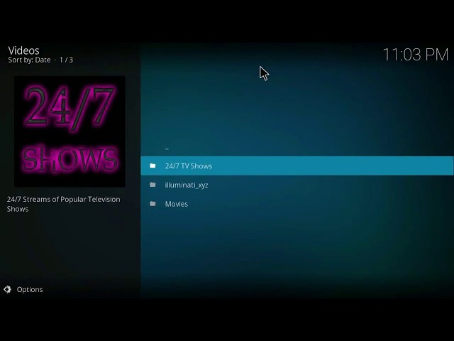 "The Best Addon ""Insomaniac"" For Kodi 17.6 – 2018"