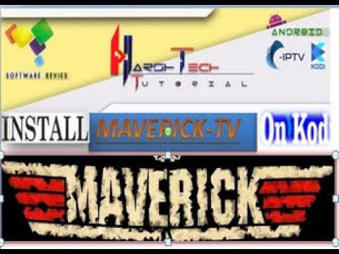 NEW ADDONS MAVERICK TV INSTALL TO KODI ADDON FOR WATCH