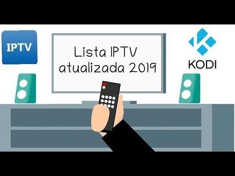 6f0a2496d Lista Kodi (ATUALIZADA) IPTV+addon