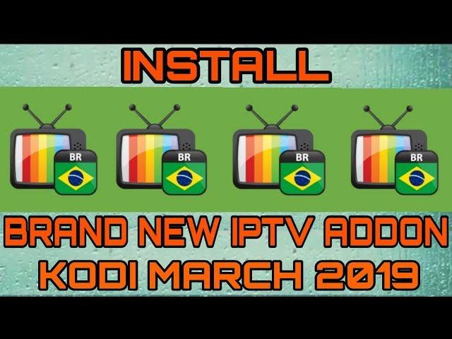 BEST LIVE TV IPTV ADDON FOR KODI MARCH 2019 – FREE WORLD