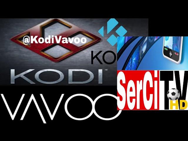 VAVOO yerine GHOST YÜKLEYİN, KOSTENLOS IPTV ADDONS