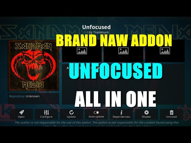 NEW – UNFOCUSED ADDON 2019 _ REVIEW
