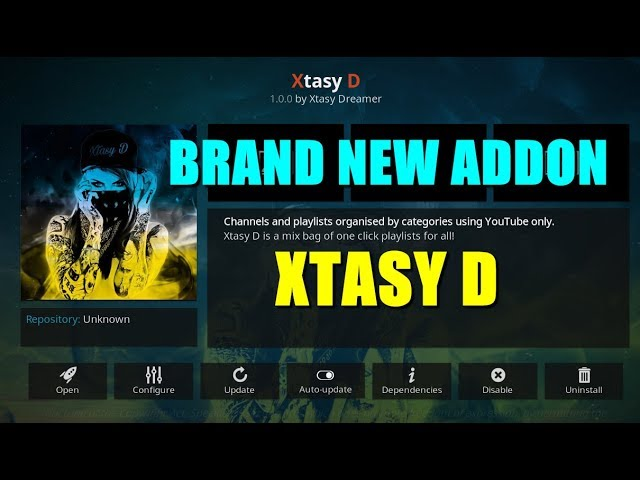 BRAND NEW XTASY D ADDON 2019 _ REVIEW