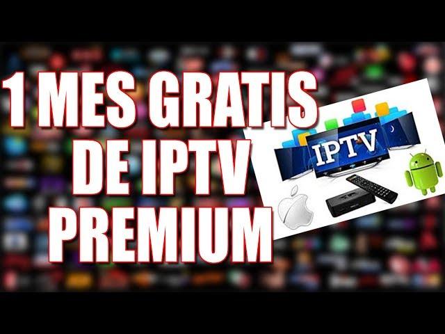 1 MES GRATIS DE IPTV PREMIUM CON https://latinoiptv.club