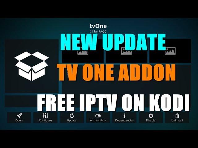 NEW UPDATE – TV ONE ADDON – FREE IPTV ON KODI