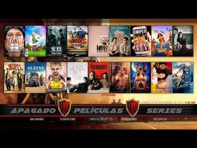 NUEVO ADDON TODO EN 1 PARA KODI CON TV, MOVIES, SERIES, ETC