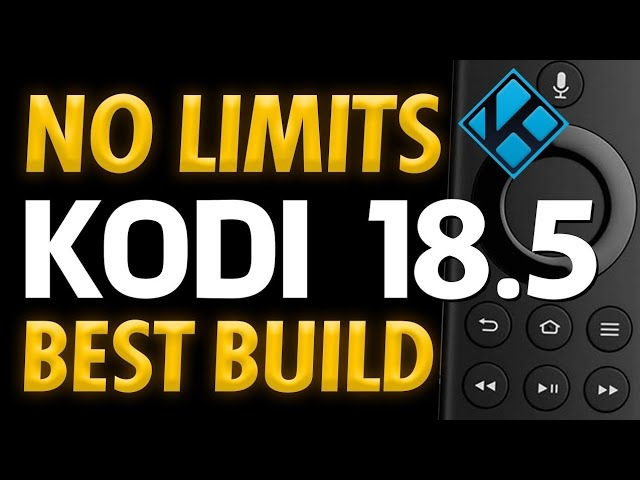 Kodi 18.5 Install On Android Box / Mxq Box In Under 4