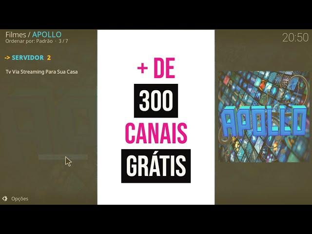 Vikings 2020  + Addon Apollo | 300 CANAIS GRÁTIS.