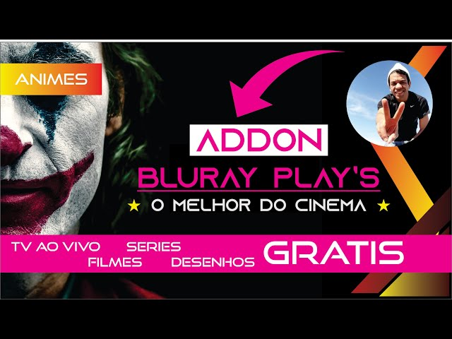 Atualizado Addon Bluray Plays 2020 | Filmes,  Series,