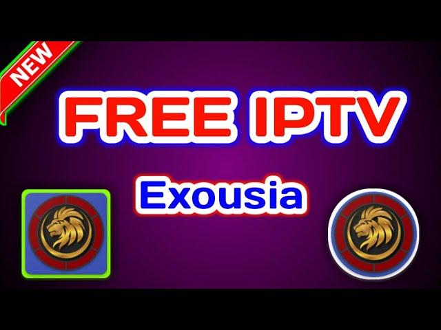 Free iptv app..