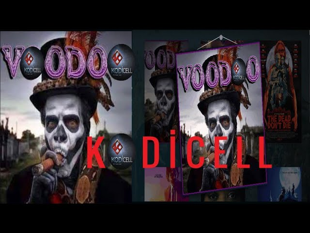 How to install kodi addon VOODOO ( İPTV,movies / tv shows
