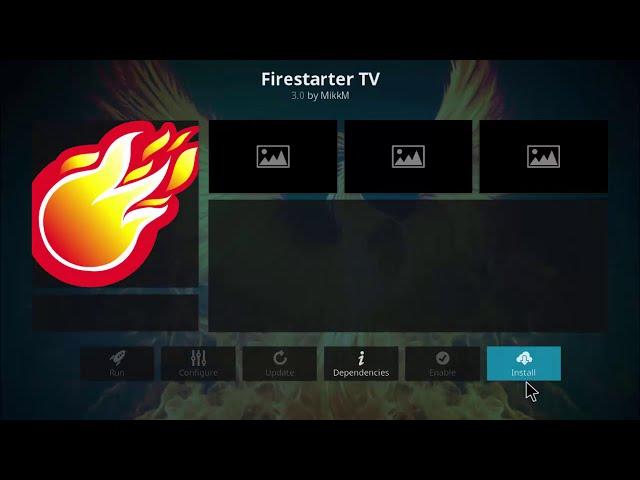 How Install FireStarter TV kodi addon / Best for 2020