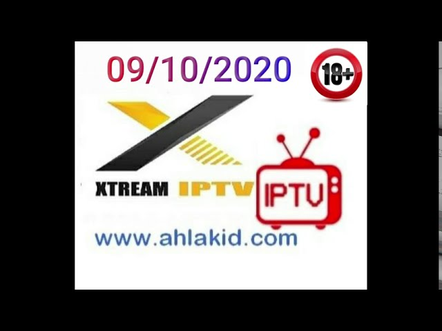 Xtream Codes IPTV +18 Free codes for a long time for adults